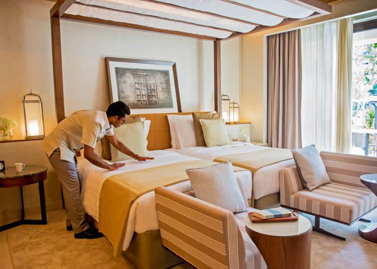 Jumeirah Al Naseem   Resort Deluxe   Housekeeping
