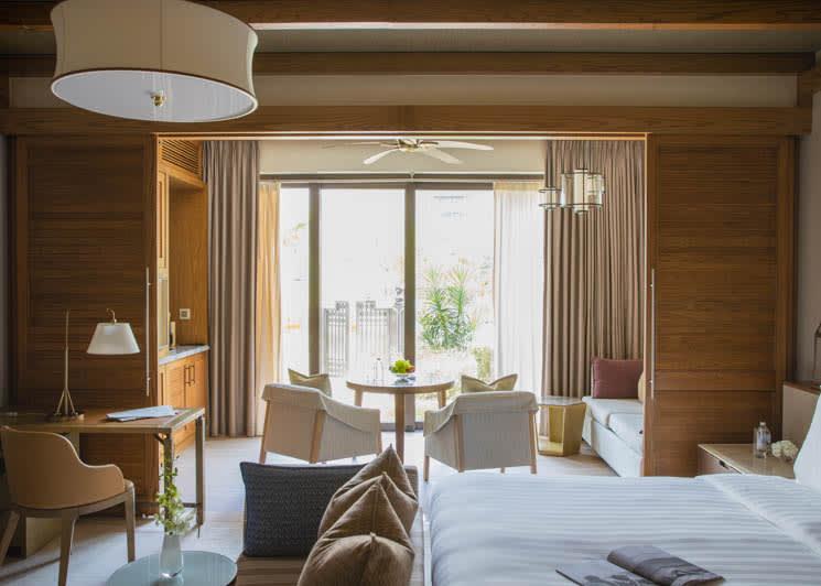 Jumeirah Al Naseem   Pool Terrace Room