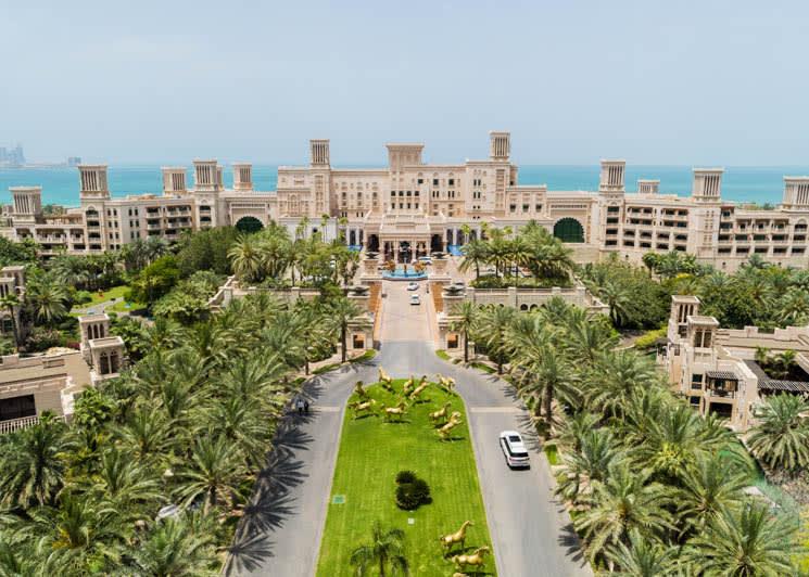 Madinat Jumeirah Al Qasr, Dubai