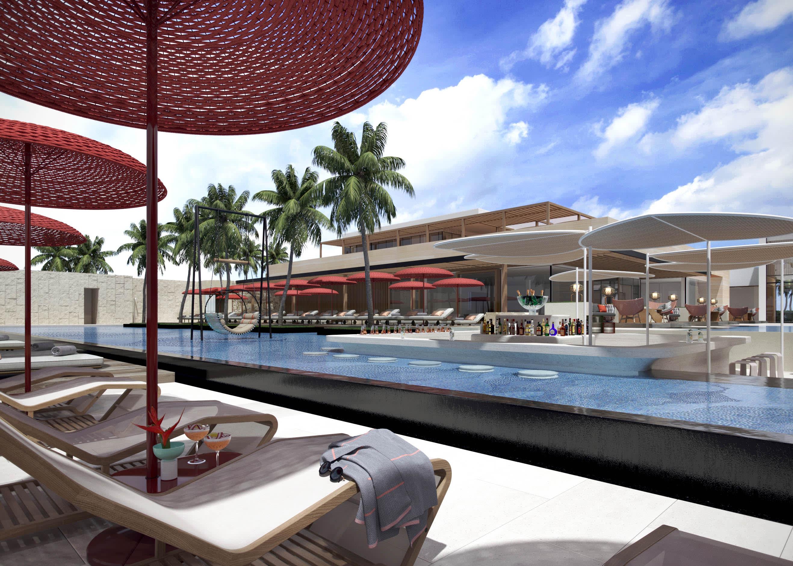 Tapasake Club Pool