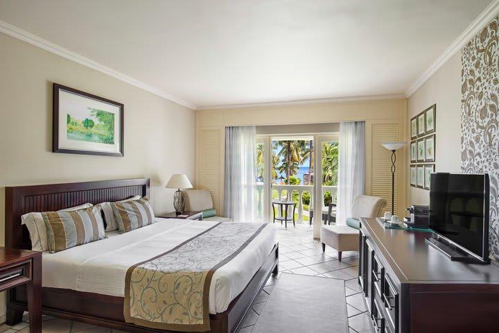 Sugar Beach Rooms Sea View Manor House