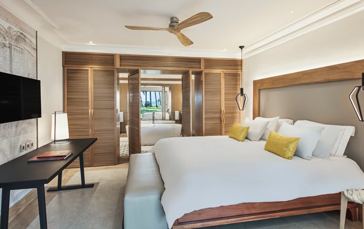Sugar Beach Rooms Deluxe Family Suite