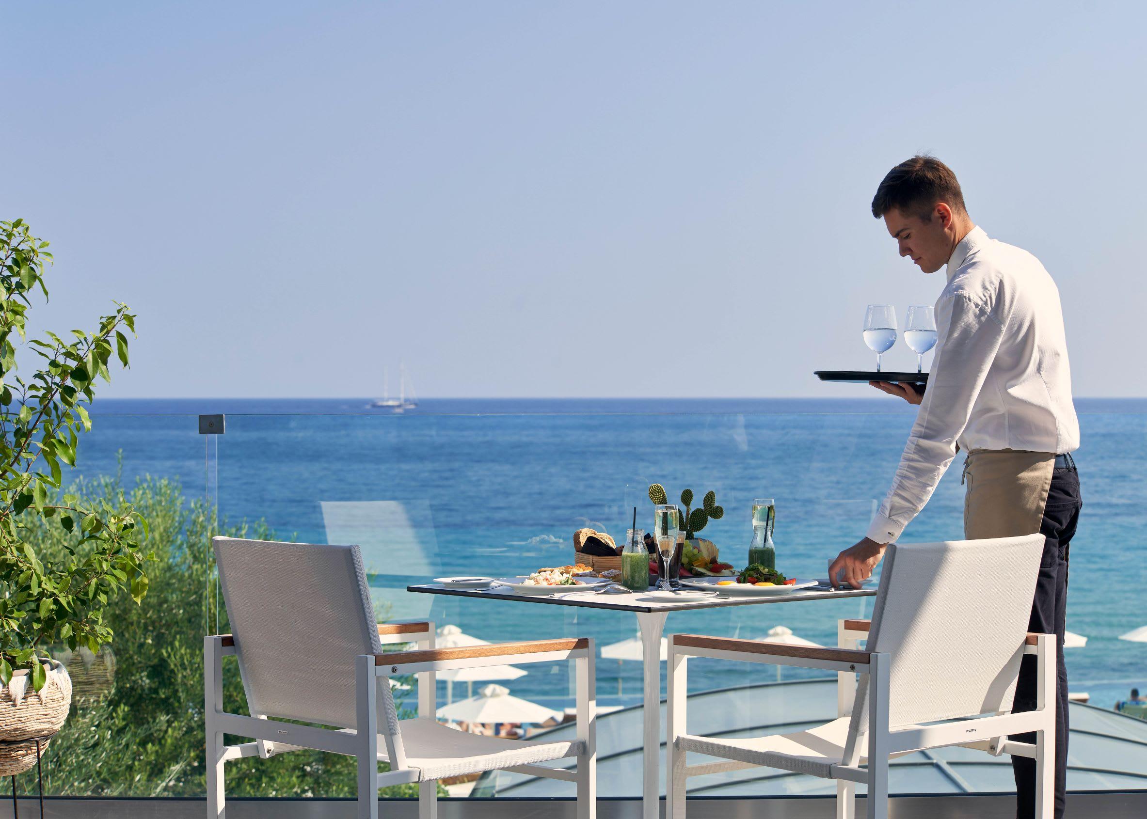 Gaia Restaurant  Breakfast