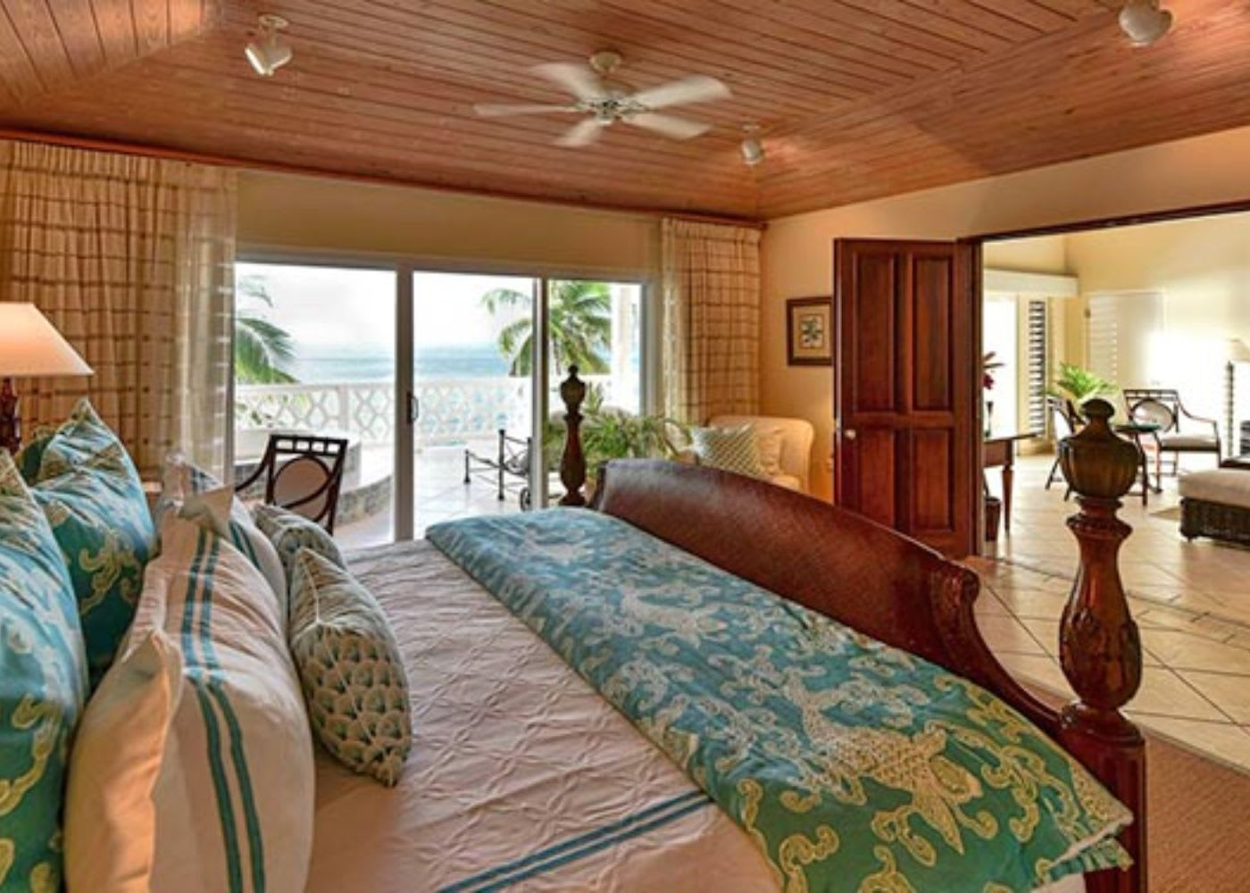 Morris Bay & Grace Bay Suite