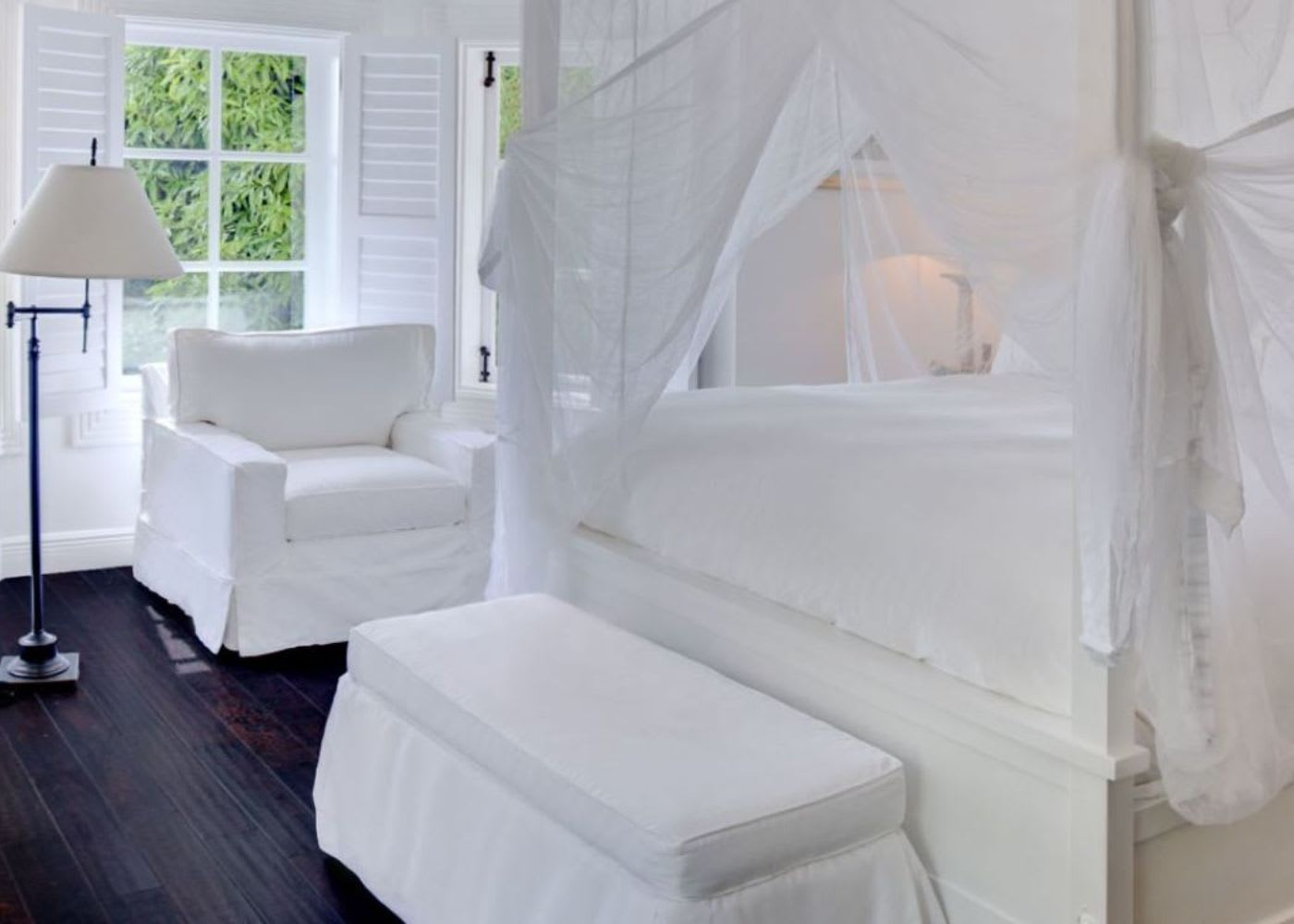 Luxury Sugar Mill Room