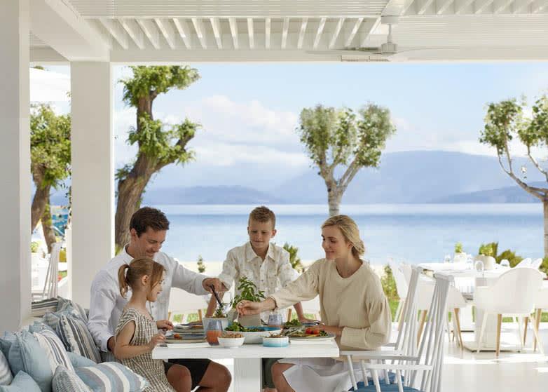 Ouzo Greek Restaurant