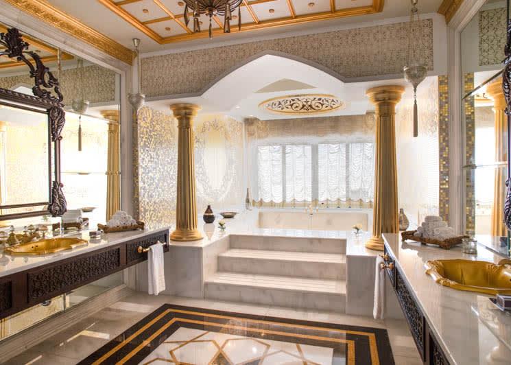 Grand Imperial Suite bathroom