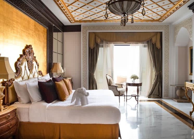 Grand Imperial Suite bedroom