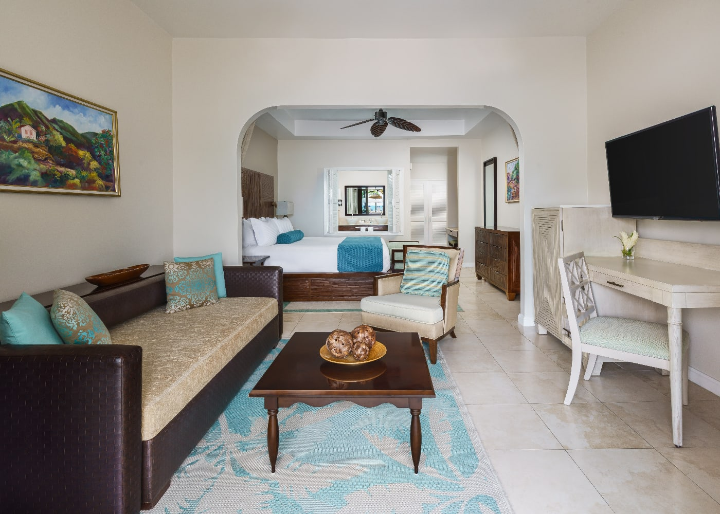 Seagrape Beach Suite King