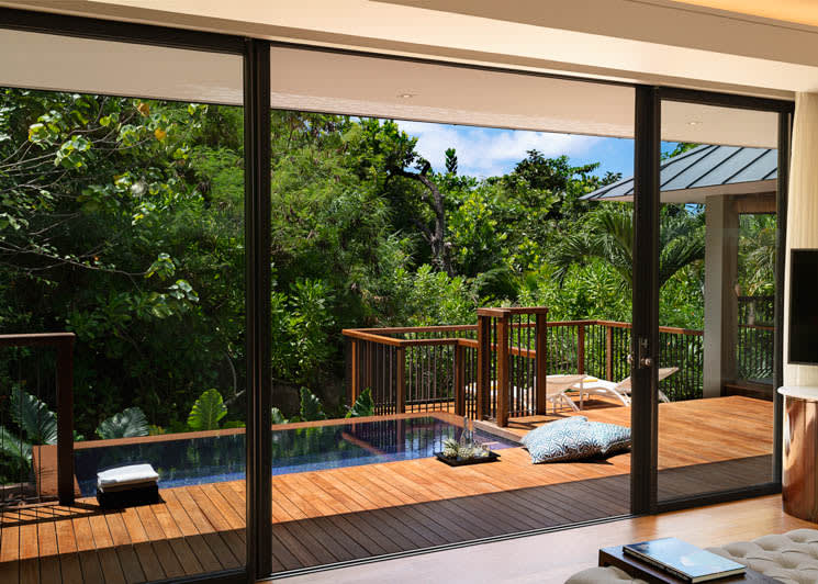 Garden Villa pool