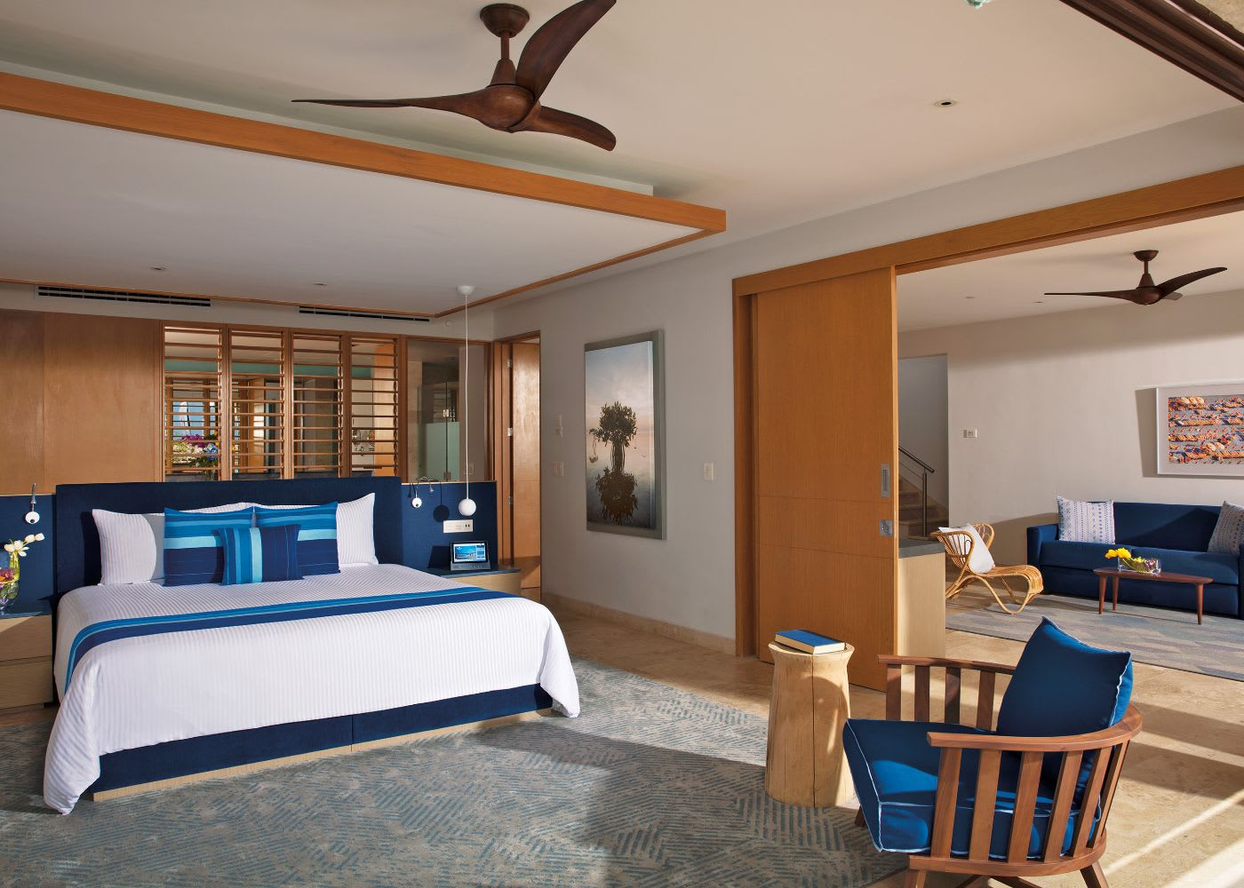 Preferred Club Master Suite Ocean Front with Private Pool