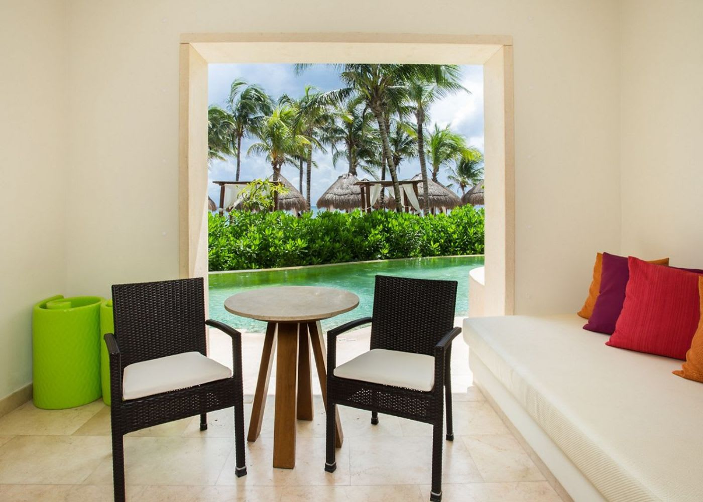 Preferred Club   Junior Suite Oceanfront Swim out