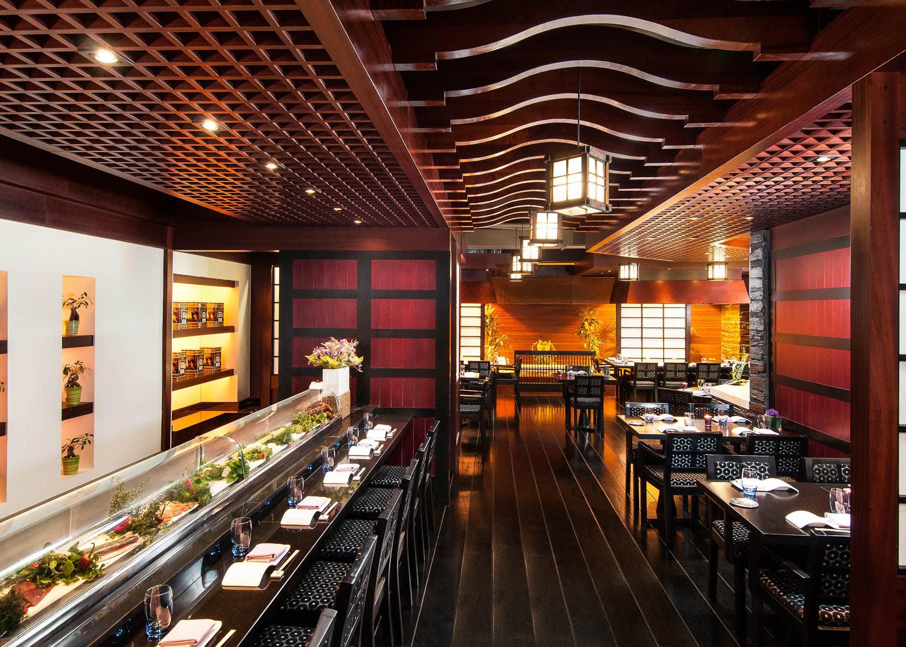 Kamakura restaurant Sushi bar