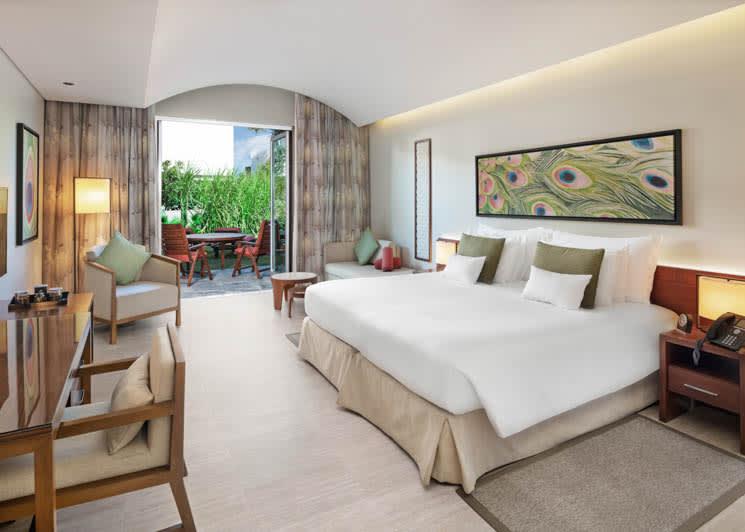 Garden Terrace Junior Suite