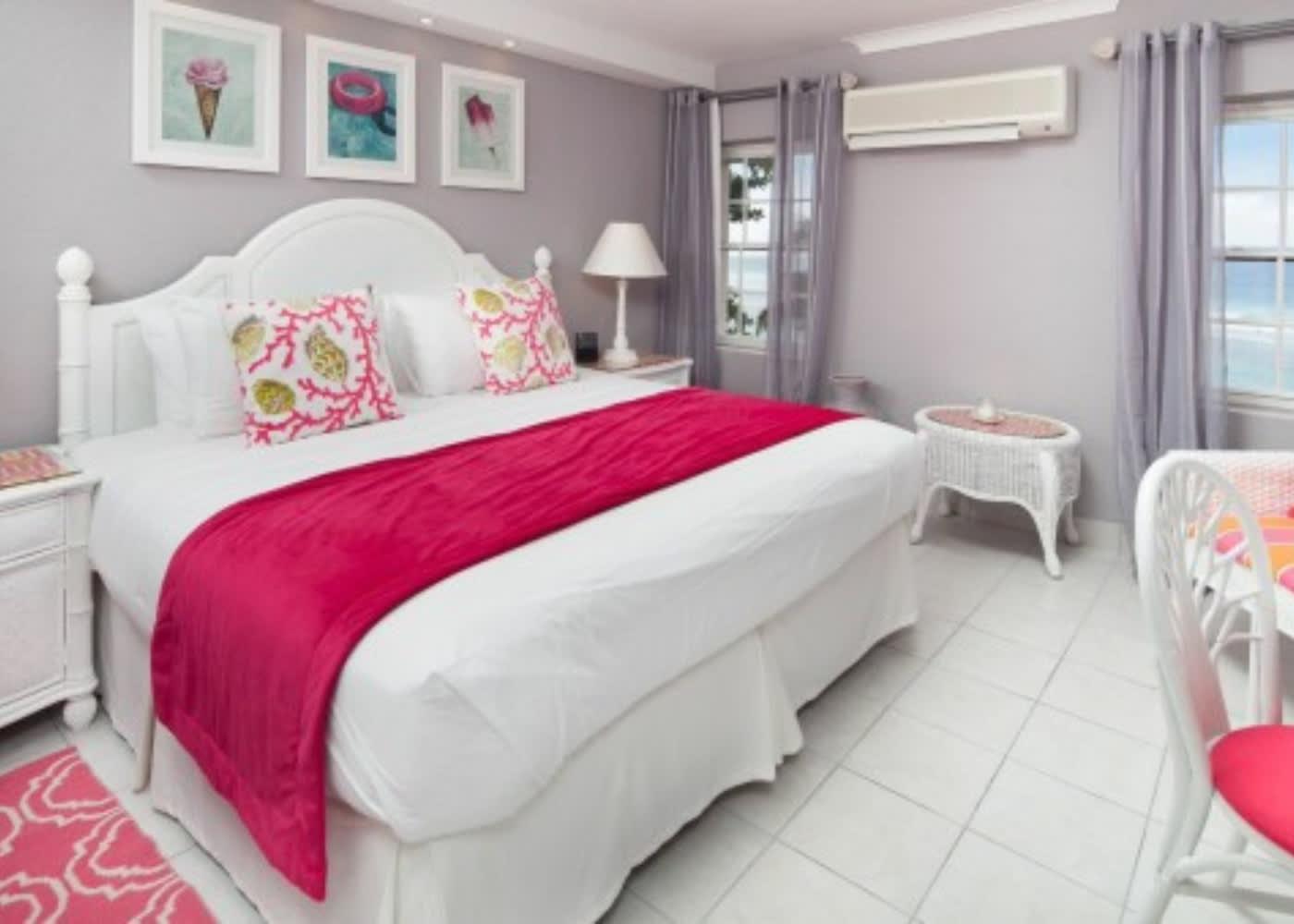 Two Bedroom Oceanfront Suite