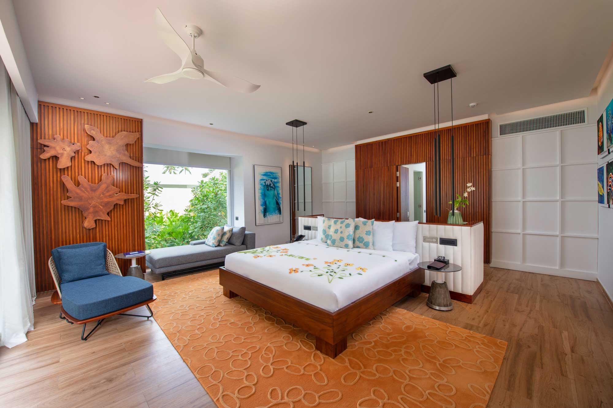 SBV bedroom