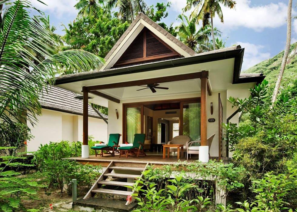 Garden Villa Outside