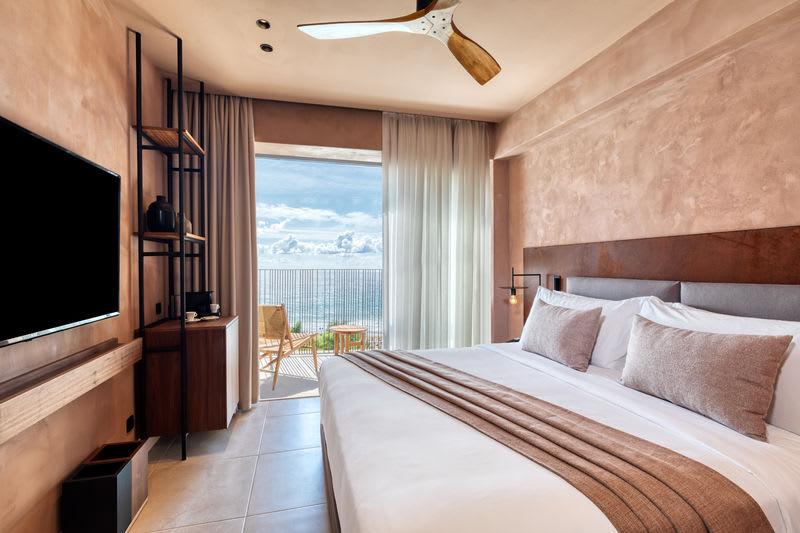Sapphire Retreat Bedroom