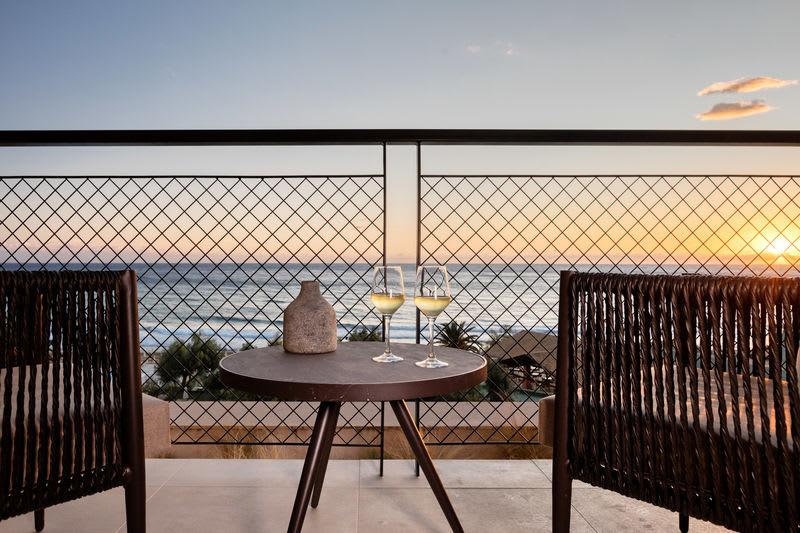 Sapphire Retreat Balcony view