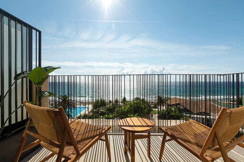 Sapphire Family Retreat balcony