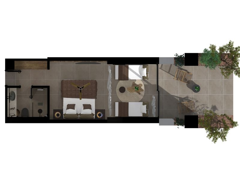 Sapphire Family Retreat floorplan