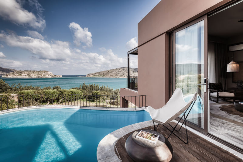 Premium 1 Bedroom Suite Sea View with Private Pool