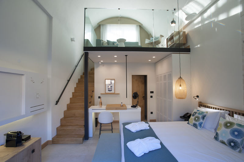 Sublime Loft Suite, Sea View with Plunge Pool Interior