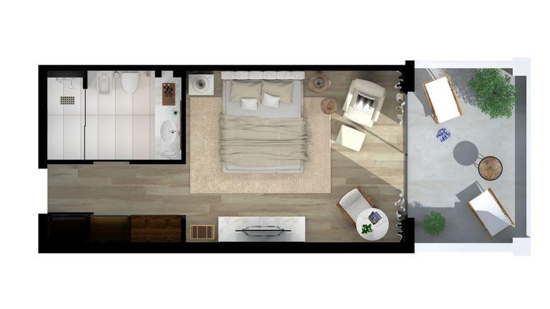Emerald Retreat Floorplan