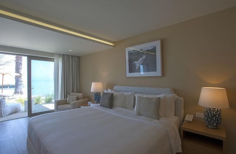 Emerald Suite Bedroom