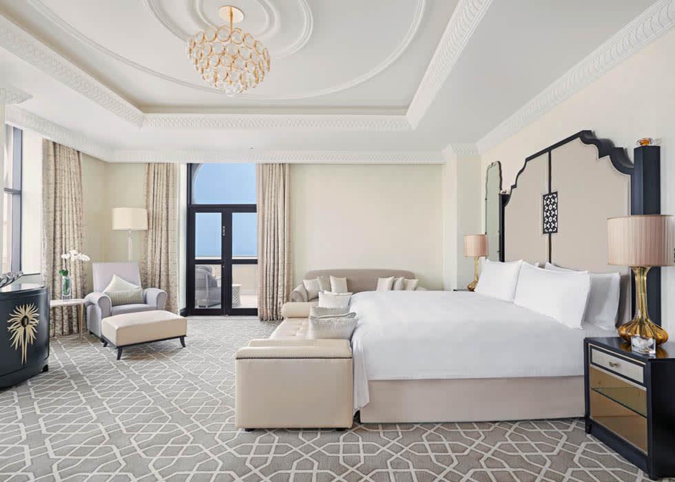 Royal Suite King Bedroom