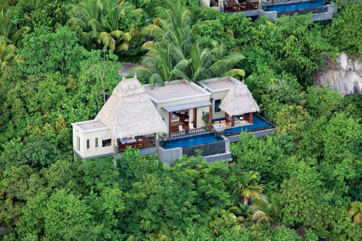 Ocean View Pool  Villas Exterior