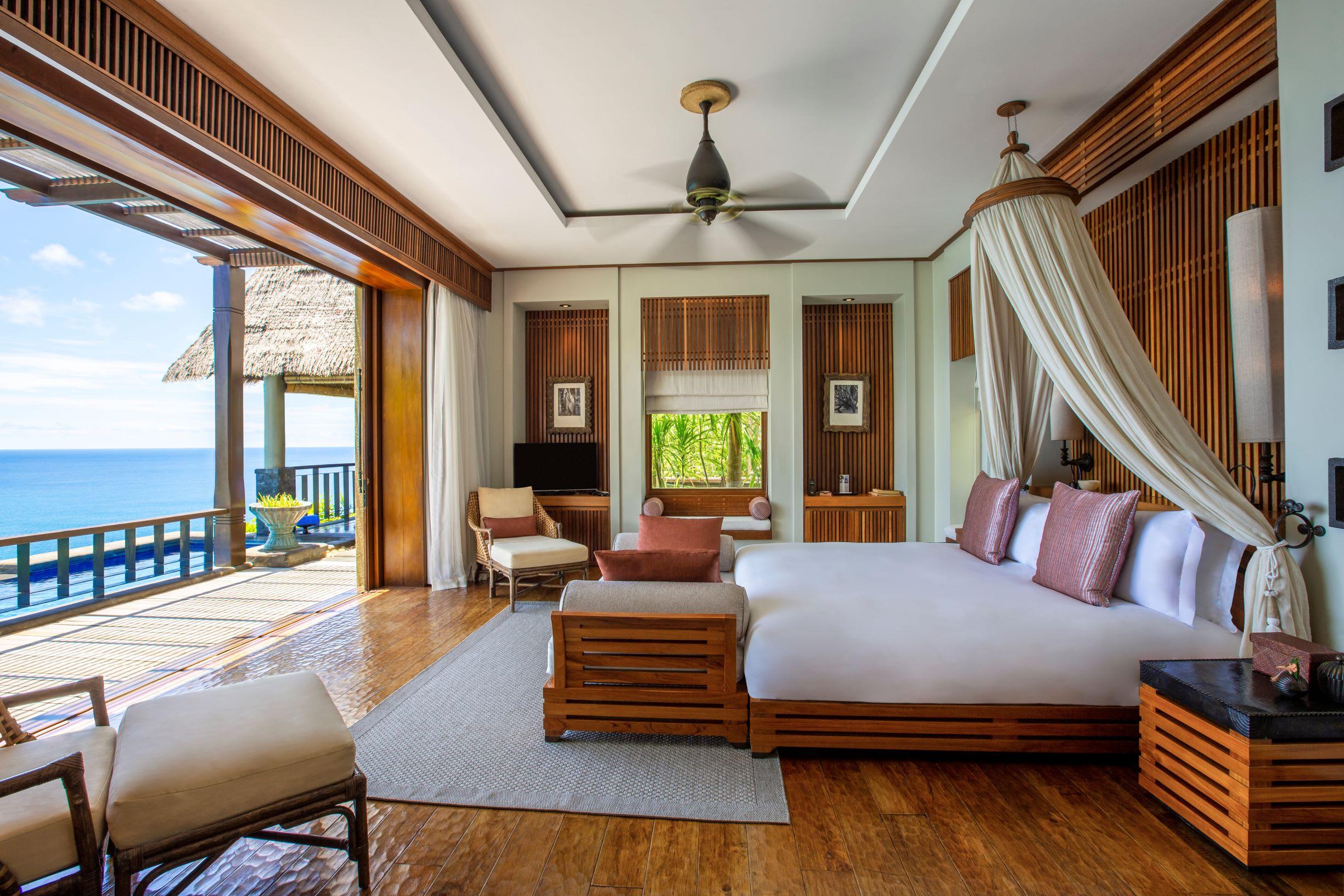 Anantara Maia  Seychelles Villa Villas Interior