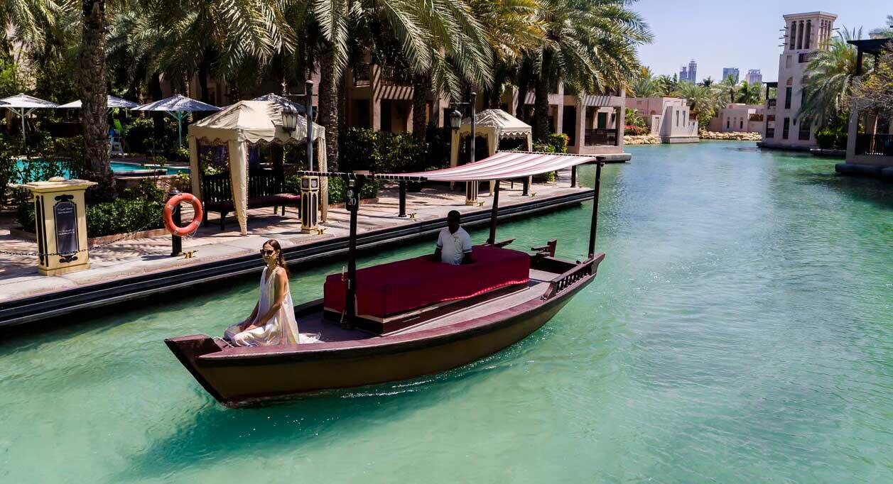 Jumeirah Dar Al Masyaf - Malikaya Villas waterways
