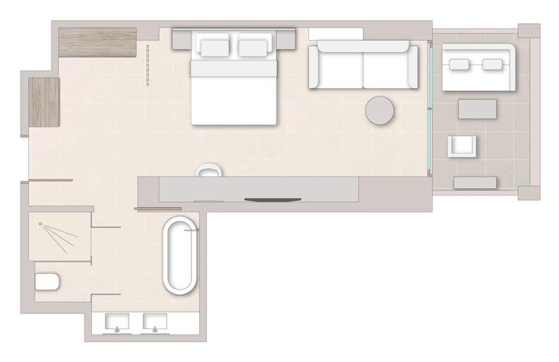 Junior Suite Pool View
