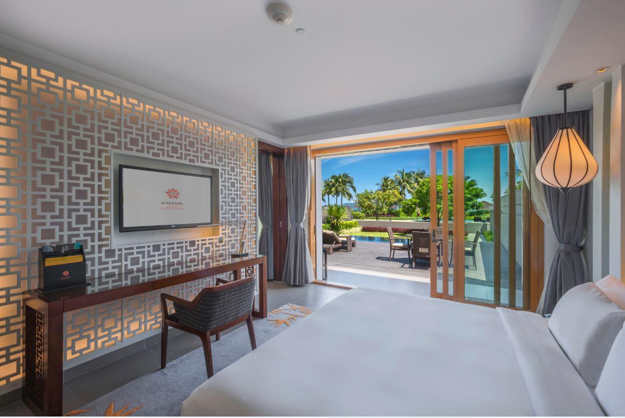 Courtyard 1 bedroom Suite