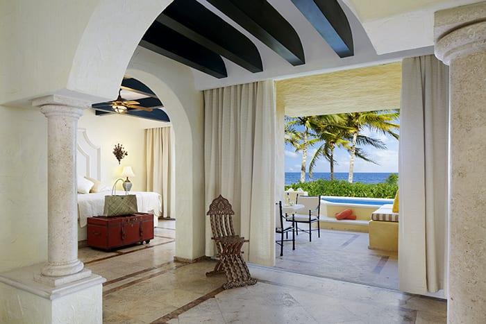 Ocean Front One Bedr with terrace