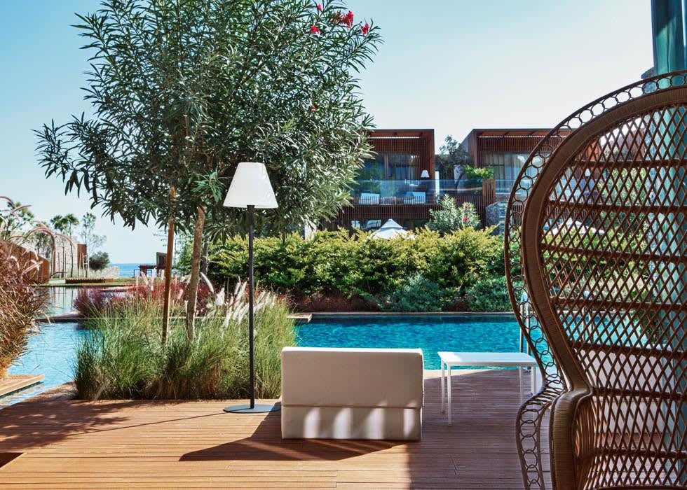 2 bedroom delux villa