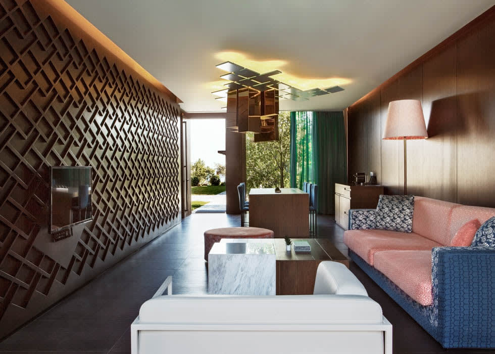 Maxx Laguna Villa One bedroom living
