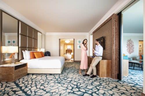 Regal Suite Bedroom