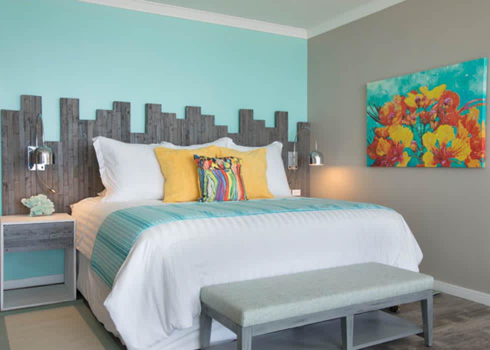 3 and 4 bedroom suite bedroom king