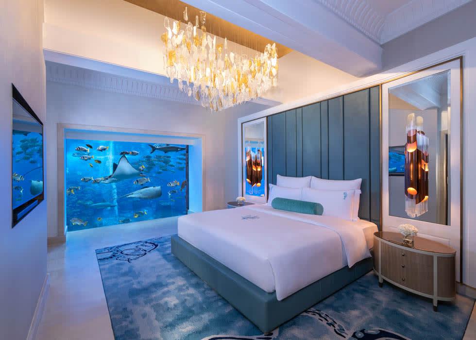 Under water suite