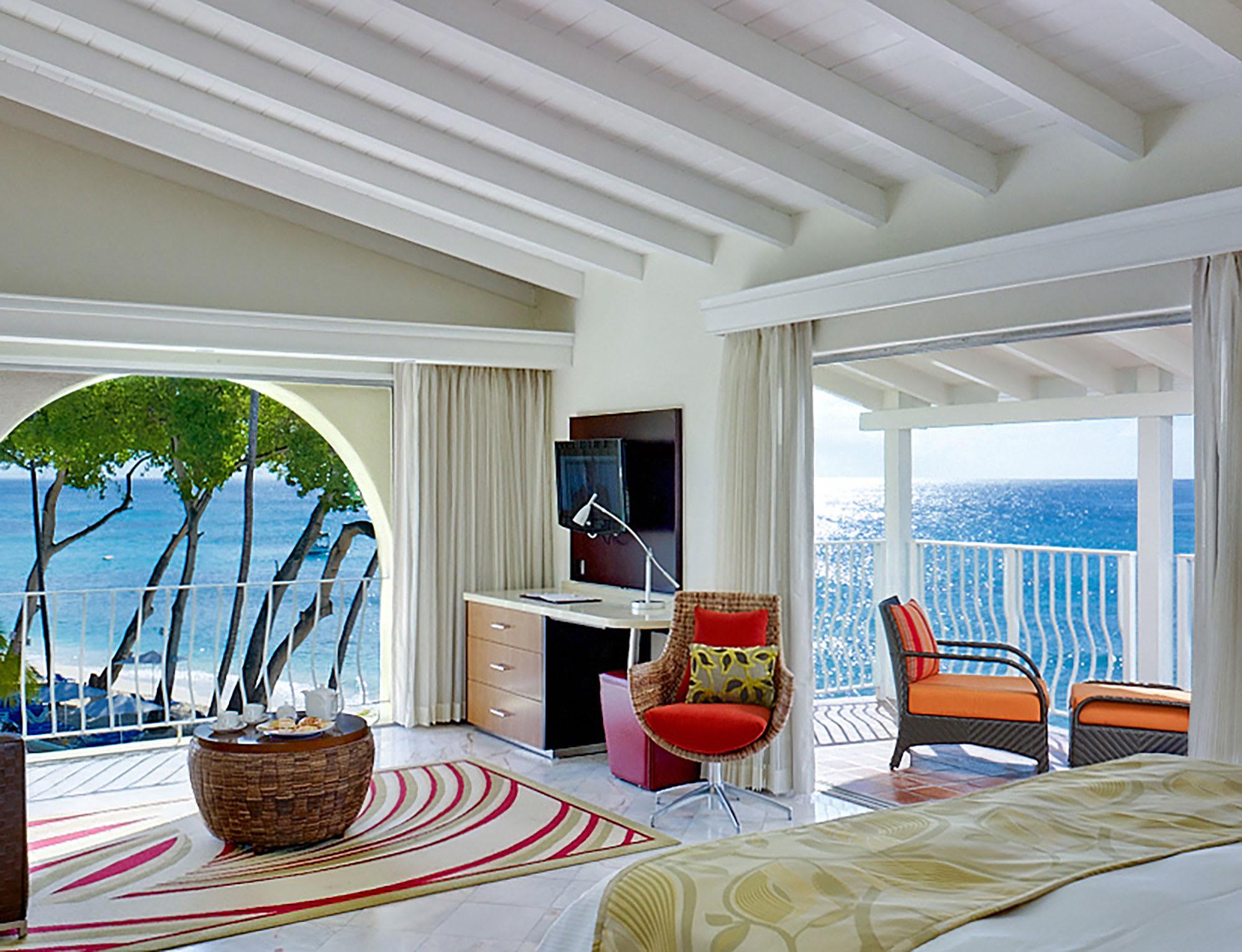 Ocean Front room view