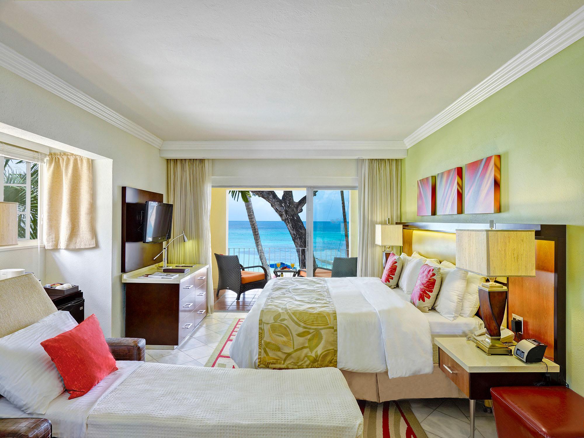Ocean Front room with sleeper sofa