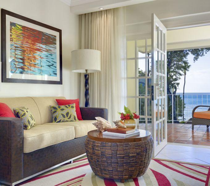 One Bed Ocean Suite