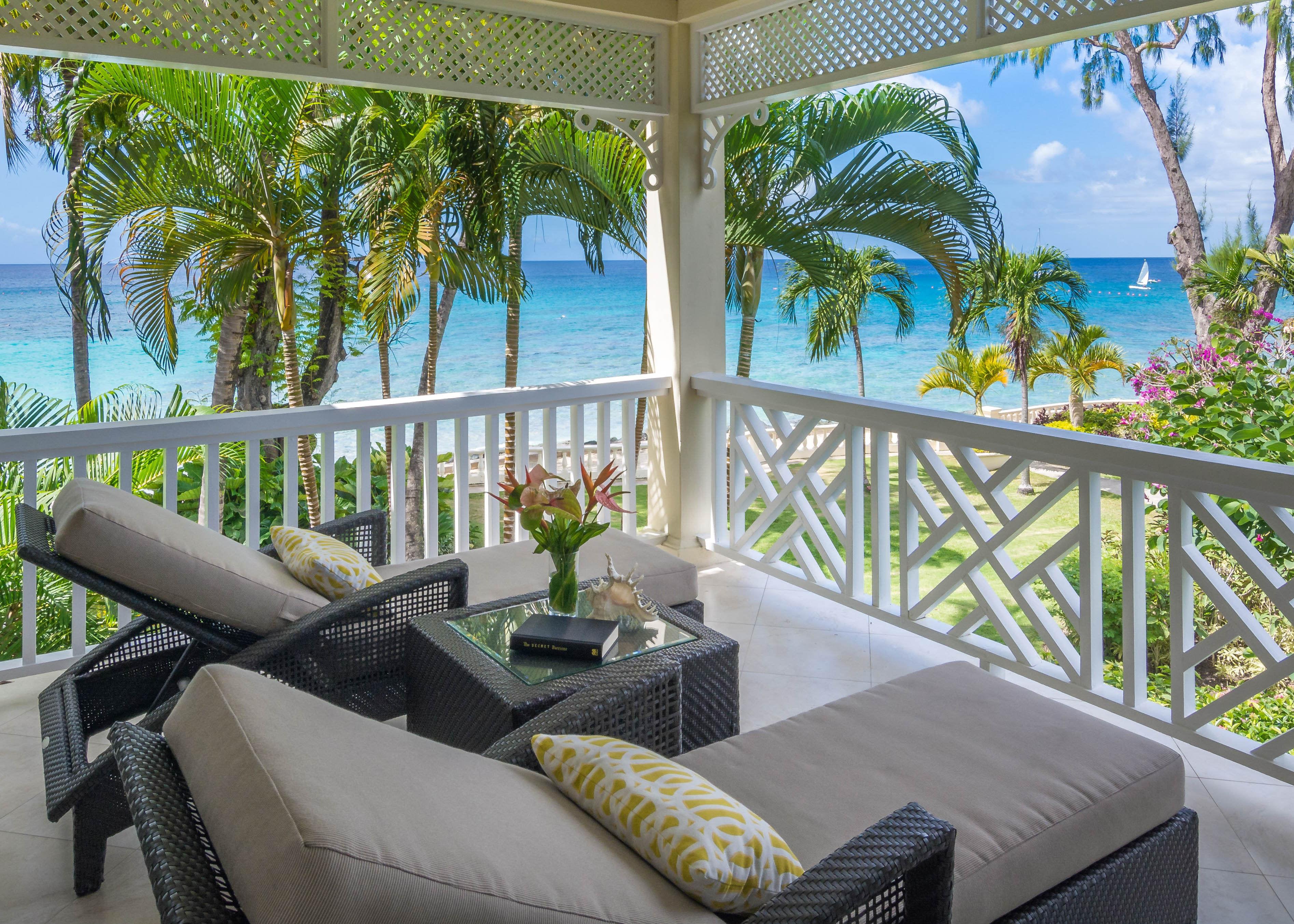 Luxury Junior Suite Balcony