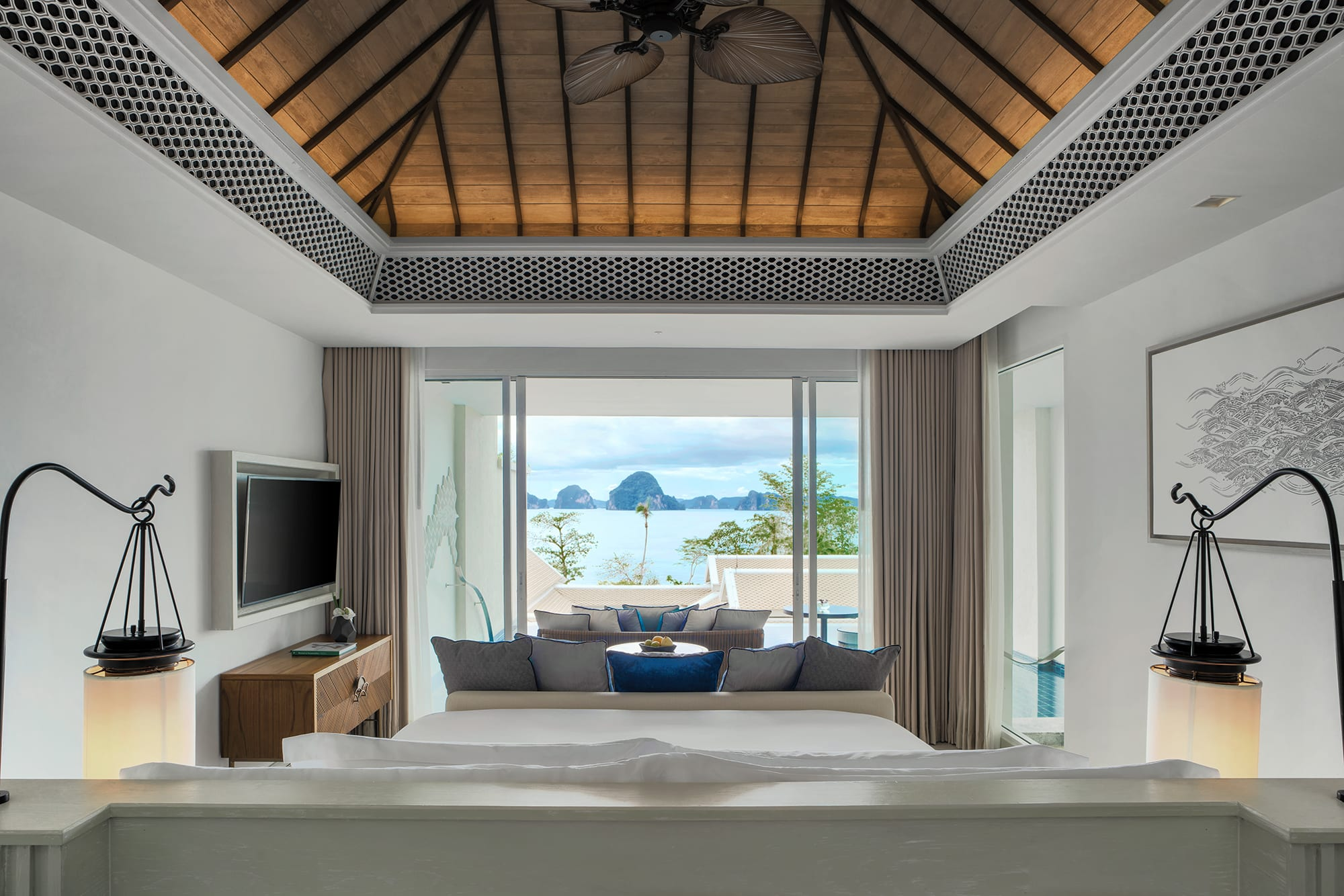 Partial Ocean Pool Suite