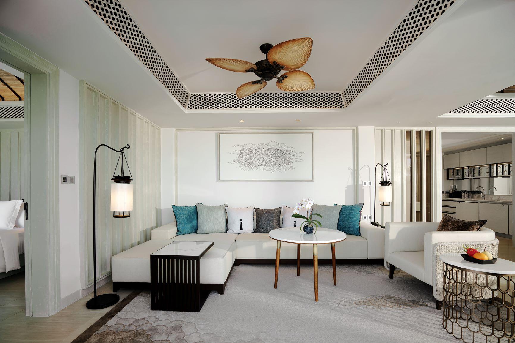 Two Bedroom Ocean Pool Suite