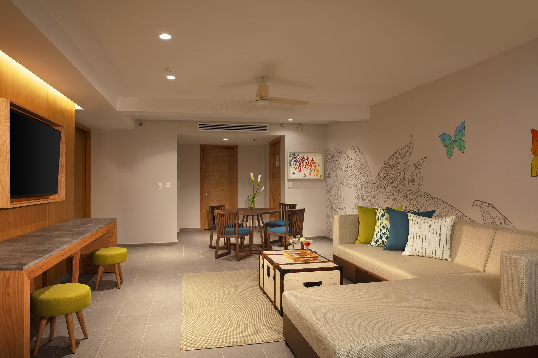 Preferred Club Master Suite Living Area