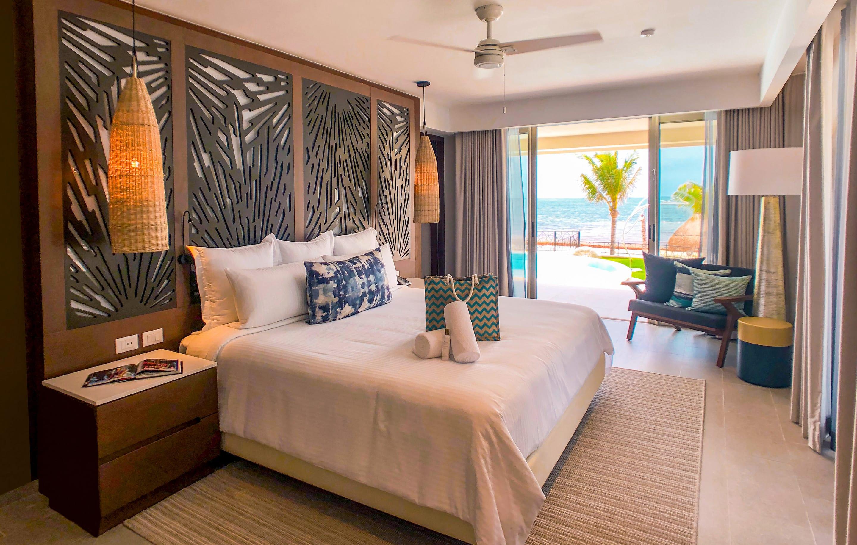 Preferred Club Presidential Suite Bedroom