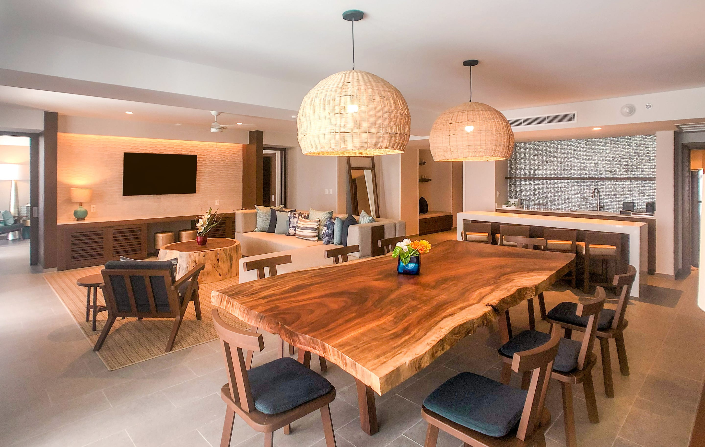 Preferred Club Presidential Suite Living Area